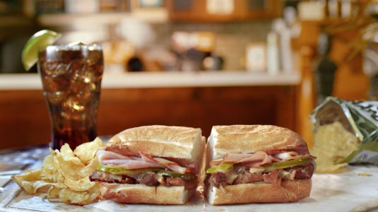 It's Potbelly Sandwich Shop's 41st Birthday, but You Get the Gift!