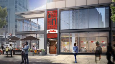 Nutella's First Official U.S. Cafe Lands in Chicago This Month