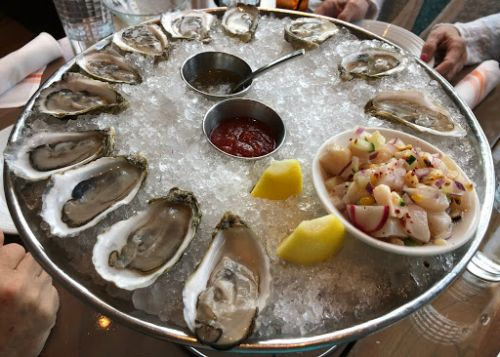 Island Creek Oyster Bar: Reopened & Still Excellent