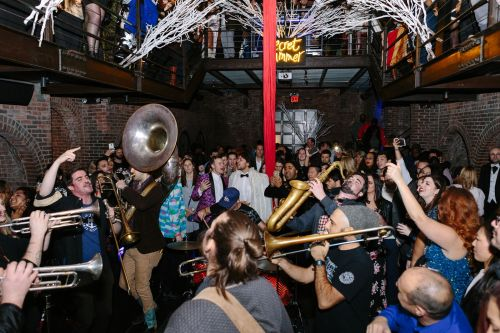 The Nation's Only Sustainable Seafood Festival, Aquarius, Returns to The Foundry in Long Island City on January 26th