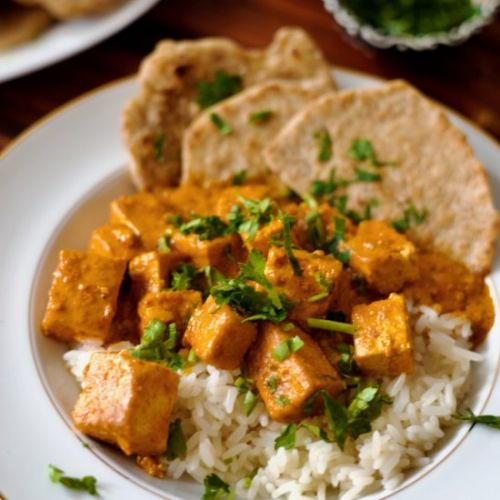 Vegan Butter Tofu