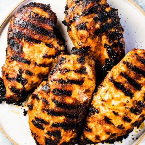 BEST Grilled Chicken Breast