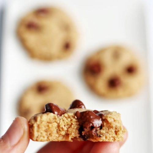EASIEST Cashew Butter Cookies
