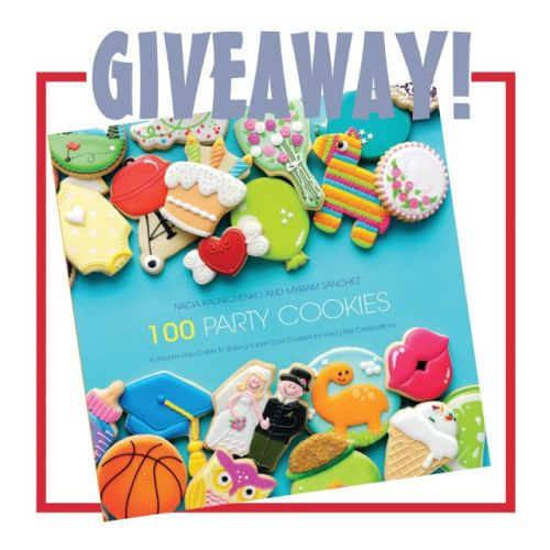 Flash Post: 100 Party Cookies Book