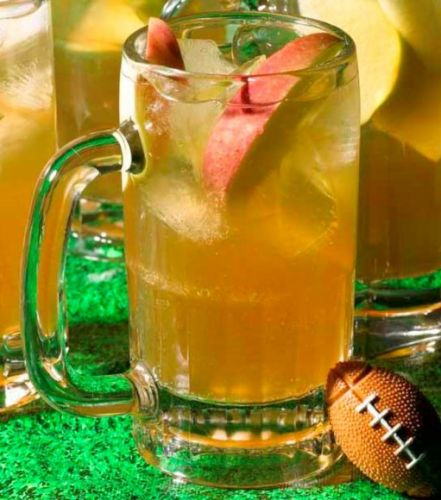 What I'm Drinking: FootballPunch