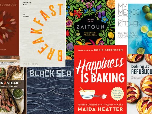 The Best Cookbooks of Spring 2019