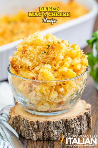 Baked Mac and Cheese + Video