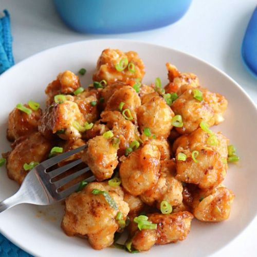 Cauliflower Manchurian
