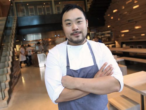 David Chang's Slider Restaurant Will Open in Vegas in January