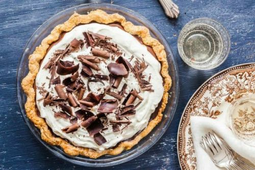 Easy Chocolate Cream Pie