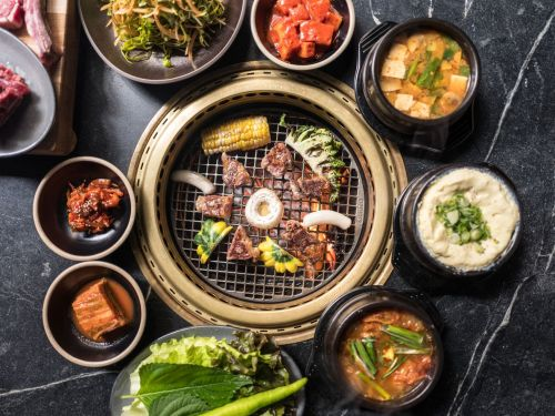 Finding Room for Korean Barbecue in the American Steakhouse