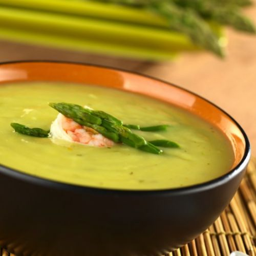 Asparagus Soup | Elegance in a bowl