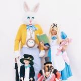 Jillian Harris Dressed Up Her Entire Family as Alice in Wonderland and OMG, Her Dog!