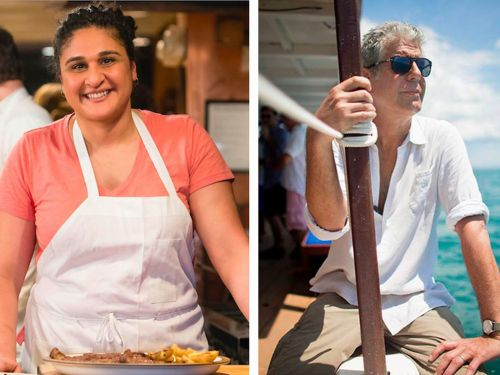Samin Nosrat Discusses Anthony Bourdain's Complicated Legacy