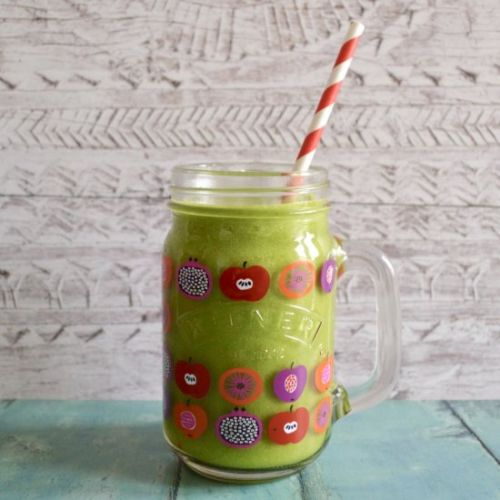 Apple & Kiwi Smoothie