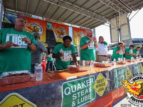 Quaker Steak & Lube Announces 2018 National Buffalo Wing Festival Sponsorship