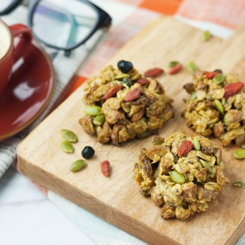 Superfood Breakfast Cookies