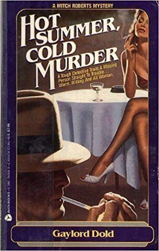 Cocktail Talk: Hot Summer, Cold Murder