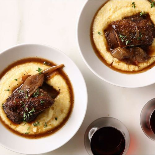 Make Balsamic-Braised Short Ribs Like an Italian Chef