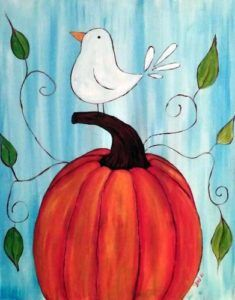 Oct 14: Paint & Sip!