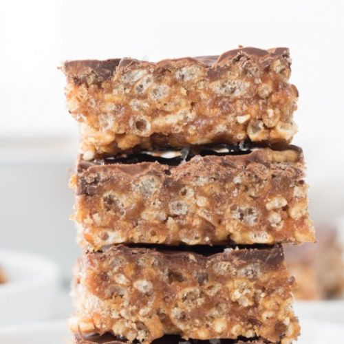No-Bake Brown Rice Crisp Treats