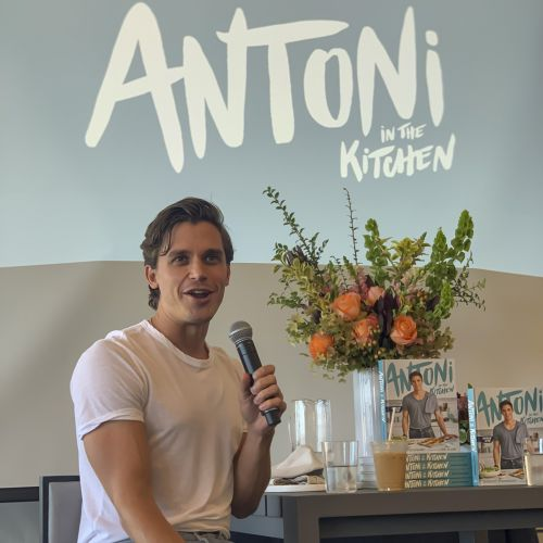 Queer Eye's Antoni on Cooking Mistakes and His Favorite Kitchen Essentials