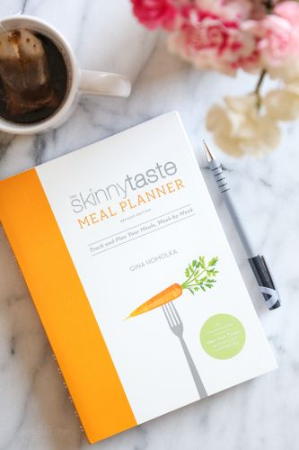 New Skinnytaste Meal Planner and a FREE 7 Day Meal Plan