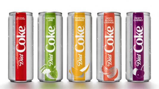 Facing Slumping Sales, Coke Hopes To Catch A Wave Of Fans With New Flavors