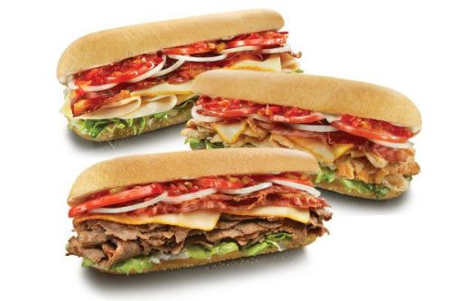It's A Muenster Mash with the new Limited-Time-Only Subs at Cousins Subs