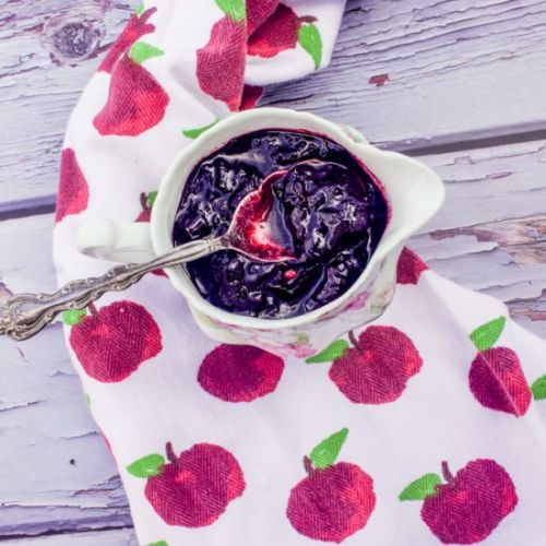 Cherry Sauce Reduction
