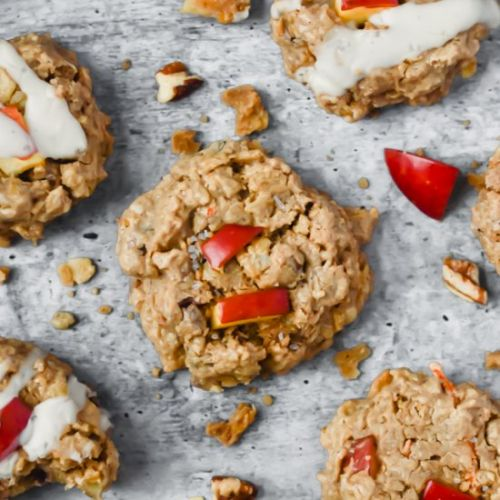 Morning Glory Oatmeal Cookies
