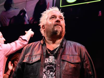 Guy Fieri Has No Patience for Boring Airplane Food
