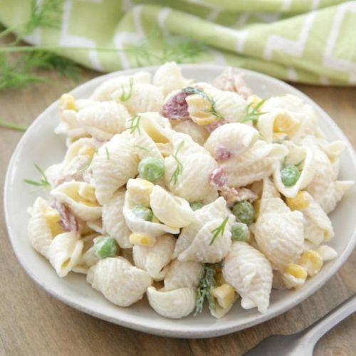 Buttermilk Dill Pasta Salad