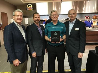 Church's Chicken Presents Distribution Center of the Year Award to PFG