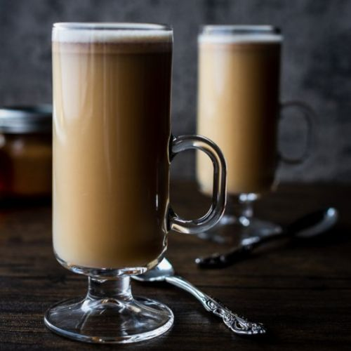 Hot Buttered Rum | Holiday Drink