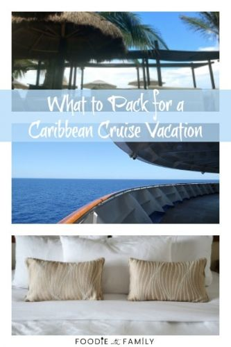 What to Pack for a Caribbean Cruise Vacation