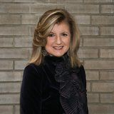 """Arianna Huffington: """"The Difference Between Success and Failure Is Simple Perseverance"""""""