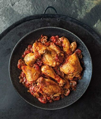 Slow-Cooker Chicken Cacciatore Just Like Your Nonna's