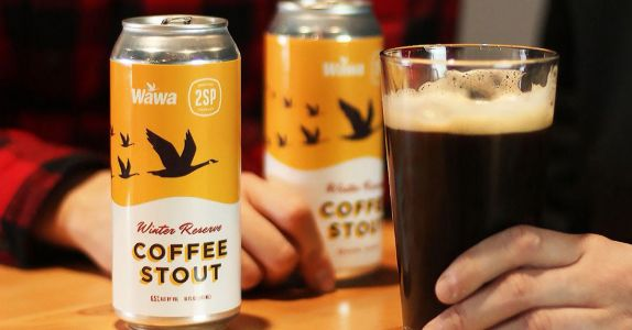 Wawa Is Releasing a Coffee Stout, Courtesy of 2SP Brewing Co