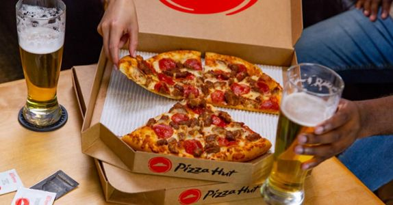 Pizza Hut Will Expand Beer Delivery to 1,000 Locations This Summer