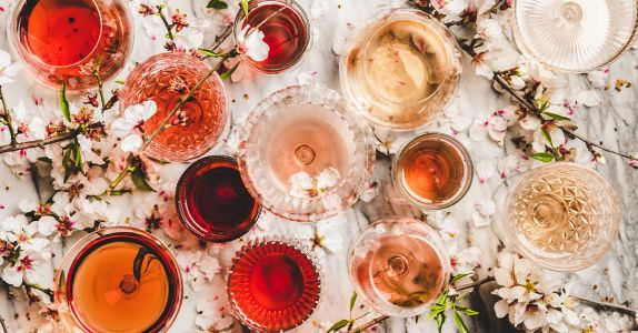 The States That Drink the Most Rosé