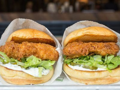 Shake Shack Targets Chicken Sandwiches, Delivery for Growth