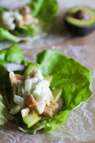 Refreshing Lettuce Wraps That are Anything but Boring