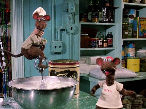 Before 'Ratatouille,' There Was the Rat Kitchen of 'Muppets Take Manhattan'