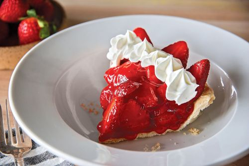 Shoney's Will Treat Moms to a FREE Slice of Strawberry Pie on Mother's Day