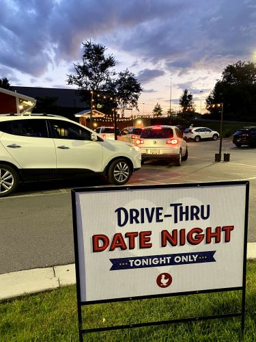 Zaxby's launches Zax Pack for Two with 'Drive-Thru Date Night'