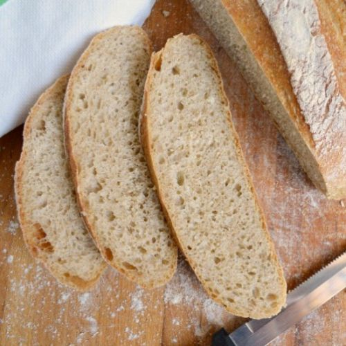 Easy Artisan Bread Recipe