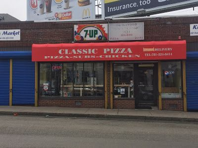 """A """"Secret"""" Restaurant Within Classic Pizza"""
