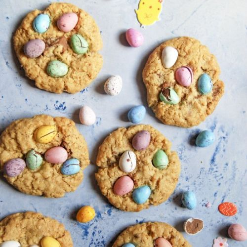 Mini Egg Cookies
