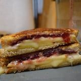 This Brie, Apple, and Cranberry Grilled Cheese Just Screams Fall - and It's Damn Delicious